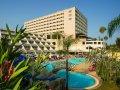 st raphael resort exterior executive pool and palms