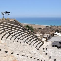 Sightseeing Tours To Curium And Paphos